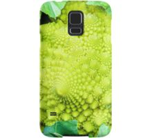Romanesco broccoli cabbage or Green cauliflower Samsung Galaxy Case/Skin