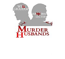 Graham/Lecter - Murder Husband - version 2 Photographic Print