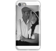 happy and inlove iPhone Case/Skin