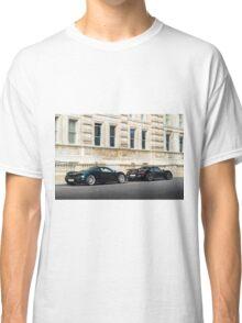 McLaren P1 and Porsche 918 Classic T-Shirt
