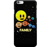 Solar System Family iPhone Case/Skin