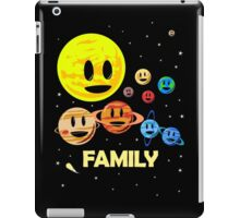 Solar System Family iPad Case/Skin