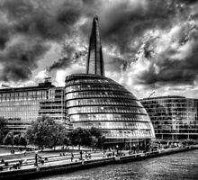 The South Bank London by DavidHornchurch