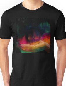 Crystal Ball | Magical Sphere | Oil Pastel Neon Magic Print Unisex T-Shirt