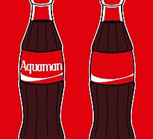 Aquaman - Coke by SquareDog