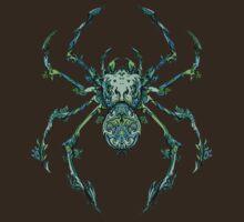 Jade spider clan by MJ Hiblen