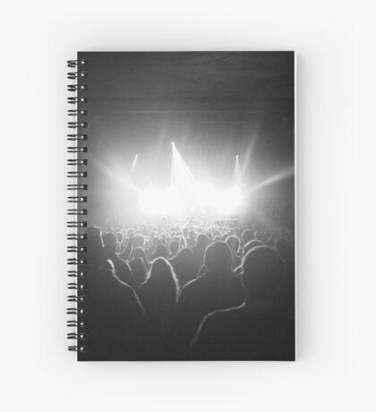 concert Spiral Notebook