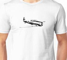 AT-6 Texan WW2 Trainer Unisex T-Shirt