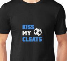 Kiss My Cleats Unisex T-Shirt