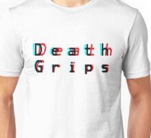 3d DEATH GRIPS Unisex T-Shirt