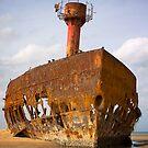 Rusting away by LouD