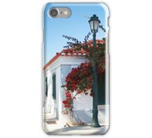 Summertime Street iPhone Case/Skin