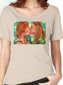 Love is Powerful Women's Relaxed Fit T-Shirt