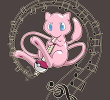 Feelin' Mew-sical by Prismic-Designs
