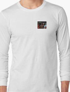 Jimmy Saville Parties! Long Sleeve T-Shirt