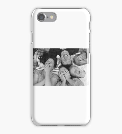 'candid' Family  iPhone Case/Skin