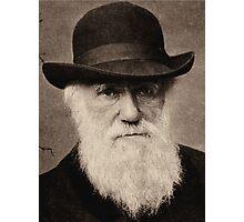 Darwin Photographic Print