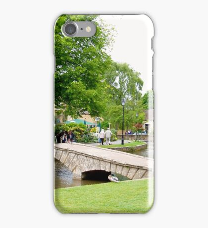 Bourton-on-the-Water, Cotswolds, UK iPhone Case/Skin