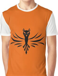 Bird Vector Graphic T-Shirt