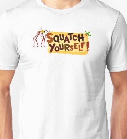 Squatch Yourself Unisex T-Shirt