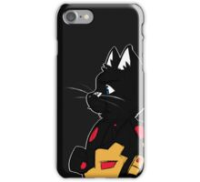 IRON MEOW iPhone Case/Skin