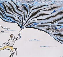 Awaken the Sky by NicholaTatyana