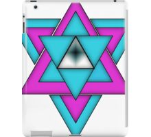 Triangles are Life iPad Case/Skin
