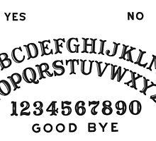 Ouija board design by girlpower