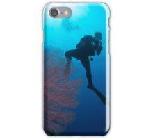 Kungfu Scuba iPhone Case/Skin