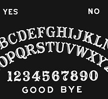 Ouija board design by girlpower