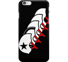 Roller Derby helmets iPhone Case/Skin