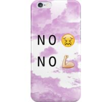 No Pain, No Gain iPhone Case/Skin