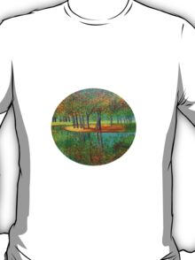 Autumn reflection T-Shirt