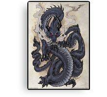 Eastern Dragon Canvas Print