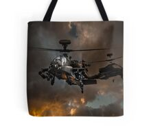 Apache Storm UK Army Helicopter Tote Bag