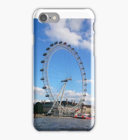 London Eye iPhone Case/Skin