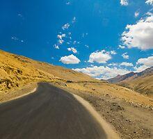 The road not taken... by Rahul Kinikar