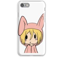 christa snk iPhone Case/Skin