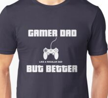 Gamer Dad Unisex T-Shirt