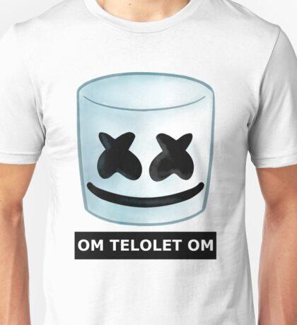 Marshmello - om telolet om Unisex T-Shirt