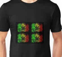 Rayada's - Rasta weed collection Unisex T-Shirt