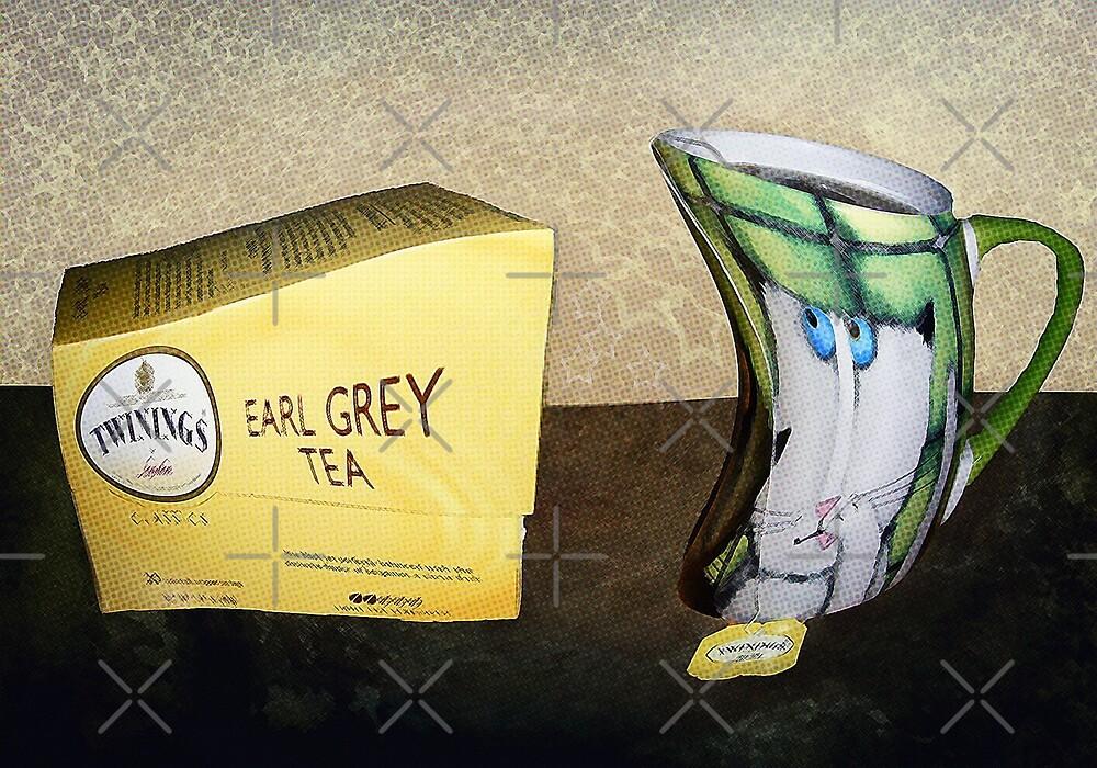 Morning Tea by FrankieCat