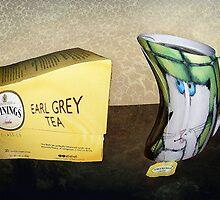 Morning Tea by Susan S. Kline