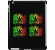 Rayada's - Rasta weed collection iPad Case/Skin