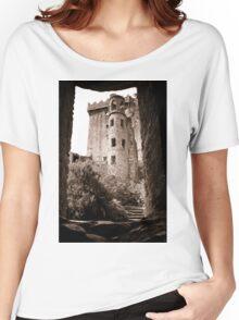 Blarney Castle, Ireland  Women's Relaxed Fit T-Shirt