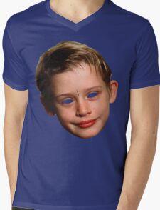 CULKIN Mens V-Neck T-Shirt