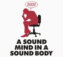 A Sound Mind in a Sound Body by artpolitic