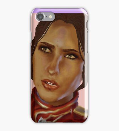 Josephine Montilyet - Dragon Age iPhone Case/Skin