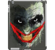 The Joker iPad Case/Skin