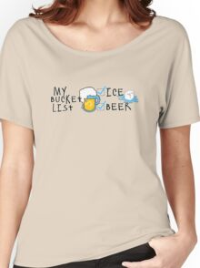 Ultimate Bucket List Women's Relaxed Fit T-Shirt